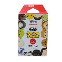 Genuíno 10 Folhas Tsum Tsum Filme Instax Fuji Fujifilm Instax Mini 8 filme Para 9 8 50 s 7 s 90 25 Instant Share SP-1 SP-2 câmeras