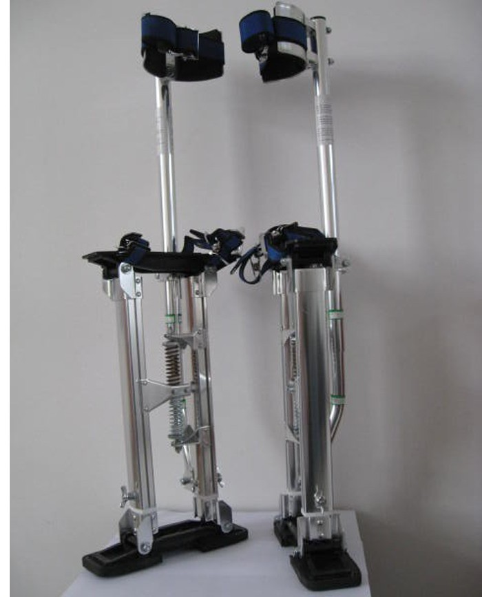 Stilts for LED robot costume/suit Los Zancos EL Wire clothing ...
