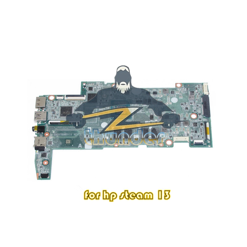 DA0Y0BMB6C0 For HP Stream 13 13-C055SA 792779-001 laptop motherboard SR1YJ Celeron N2840 CPU image