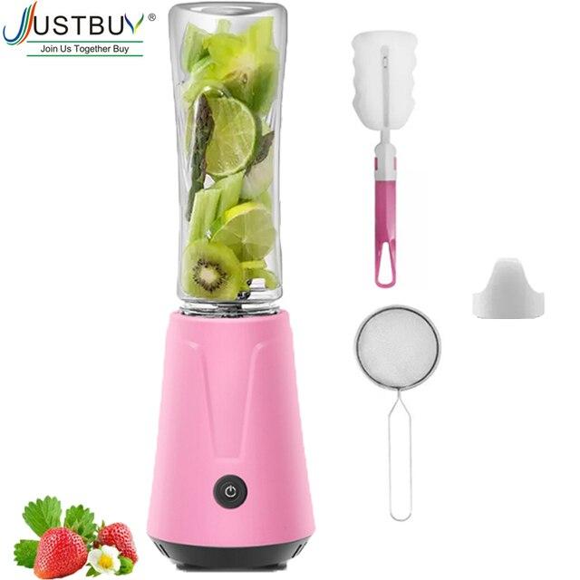 Portátil Elétrica Juicer Blender Milkshake de Comida para Bebé Moedor de Carne Misturador Multifuncional Suco de Fruta Máquina do Fabricante