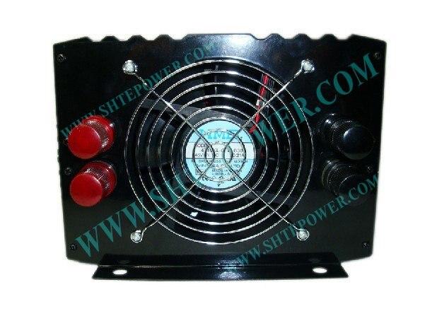 Электрический Мощность инвертор 3000 Вт 12 В до 220 В преобразователь частоты 3kw