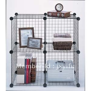 Stackable Wire Mesh Storage Cubes In Storage Baskets From Home .