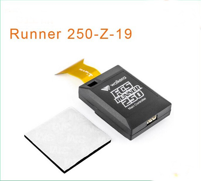 Walkera Runner 250 Spare Parts Flight Controller Main Control Board Runner 250-Z-19 Free Shipping walkera hm f450 z 45 v450d03 brushless speed controller walkera v450d03 parts free shipping with tracking
