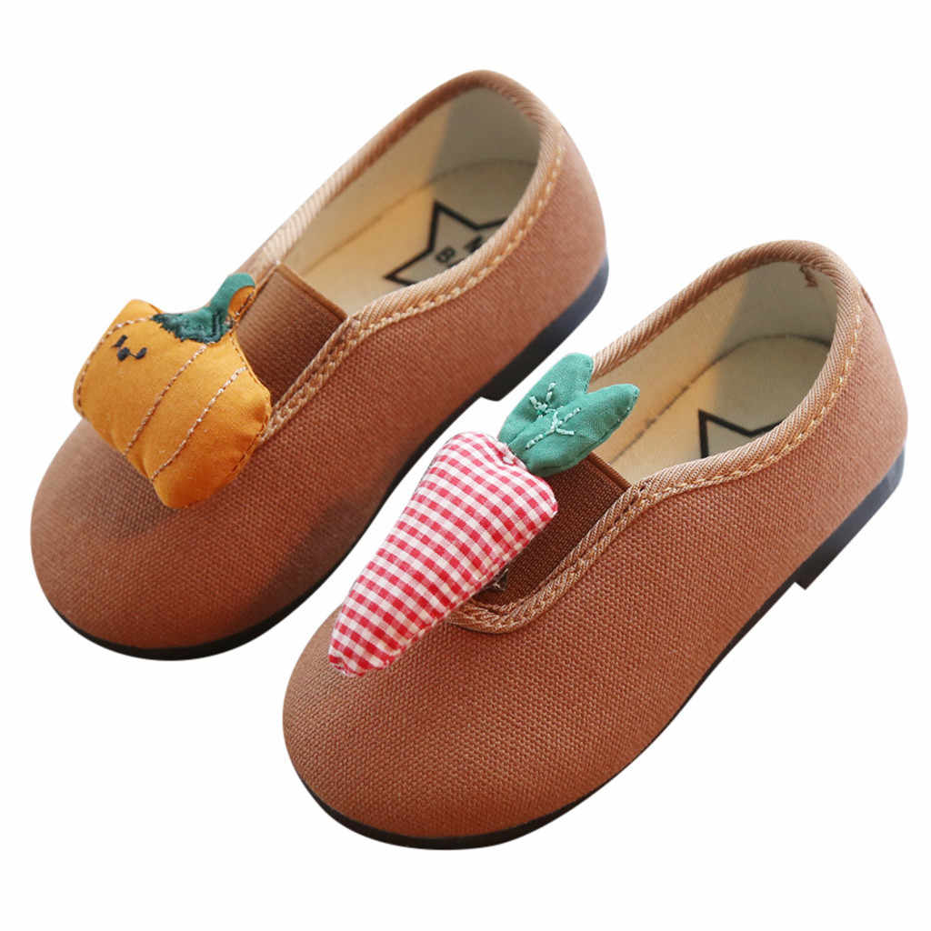 shoes for children casual kids shoes детская обувь Toddler Infant Kids Baby Boys Girls Fashion Fruit Design Shoes loafers Shoes