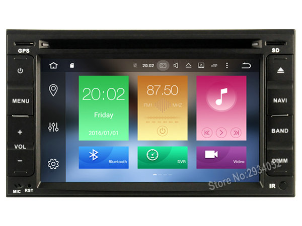 FOR NISSAN Universal Old Android 8 0 font b Car b font DVD player Octa Core