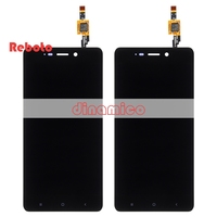 Reboto 5 For Xiaomi Redmi 4 Lcd Touch Screen Digitizer Assembly Replacement For Redmi 4 Smartphone