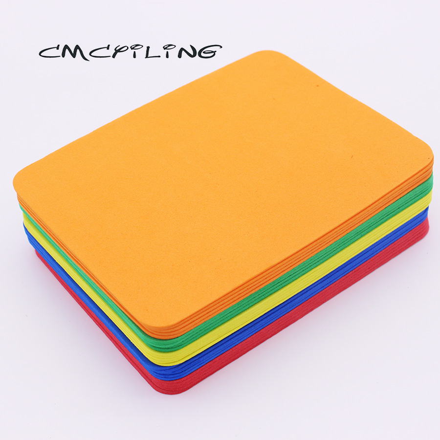 CMCYILING  40Pcs/Lot 1.5MM Thickness EVA Foam Paper Sheets Sponge Paper DIY Scrapbook Materials Background Flower Craft Paper