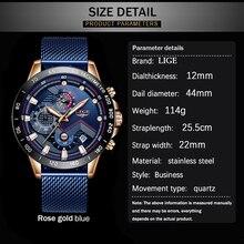 Luxury Waterproof Quartz Clock