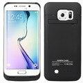 4200 мАч Внешнего Резервного Питания Банк Зарядки Батареи Питания Чехол для Samsung Galaxy S6 Edge