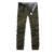 Múltiples bolsillos de los hombres de carga pantalones de los hombres de moda pantalon homme militar overol de camuflaje 29-40 CYG143