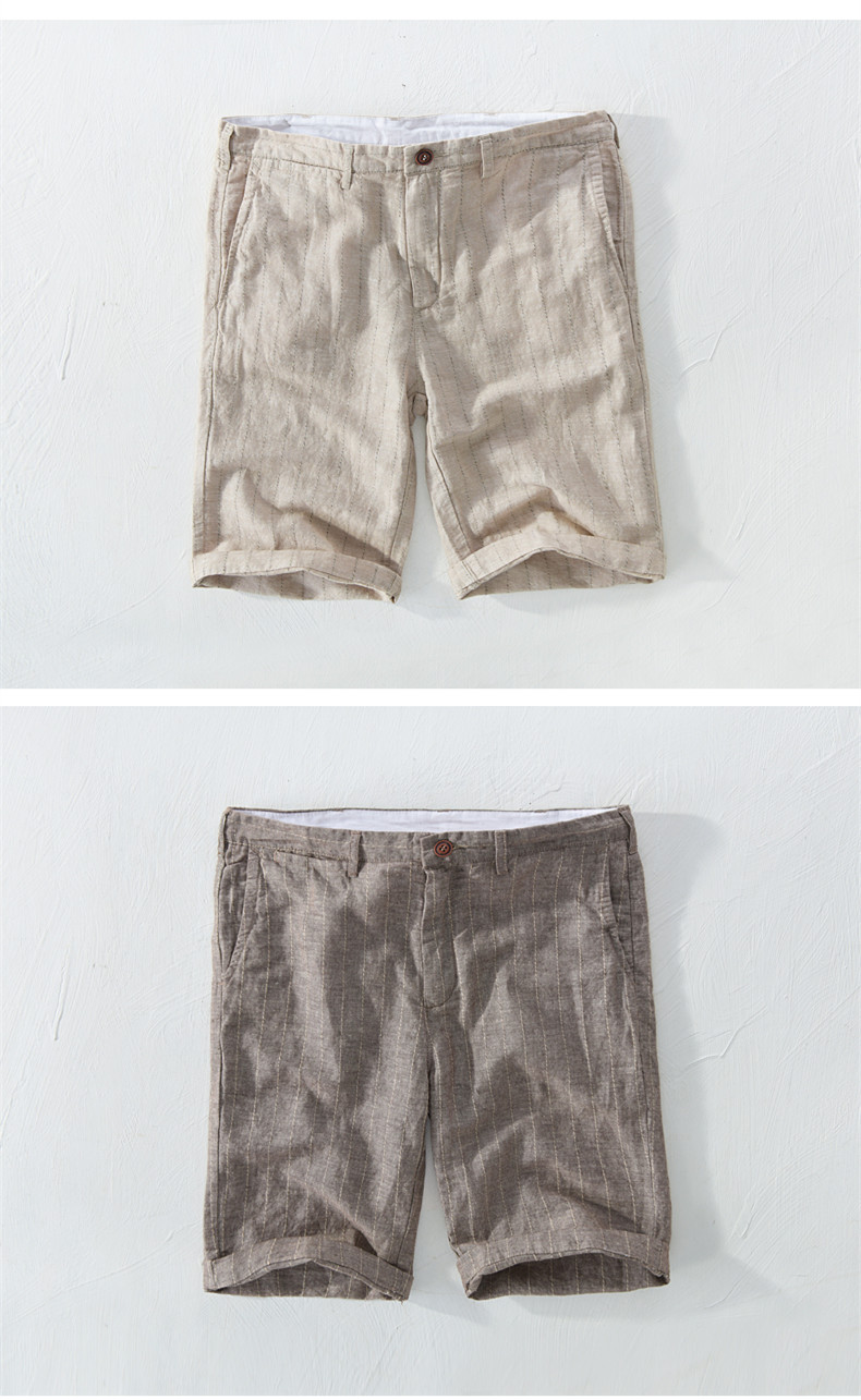 67dd90f2b3 ... linen beach shorts men 29-38 size 100% flax board short mens casual  fashion summer bermuda masculina. - 1 1-3cm. 01 (2). Real Shot. 6 790_01  790_04 ...