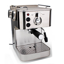 FREE SHIPPING Semi-automatic Italian 19 bar Cappuccino espresso coffee maker home Coffee making machine
