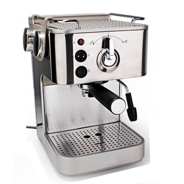 Free Shipping Semi Automatic Italian 19 Bar Cuccino Espresso Coffee Maker Home Making Machine
