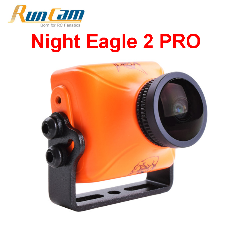 RunCam Notte Aquila 2 PRO 800TVL Mini FPV 1/1. 8 Sensore CMOS NTSC/PAL Commutabile FOV 140 2.5 millimetri Globale WD per RC DroneRunCam Notte Aquila 2 PRO 800TVL Mini FPV 1/1. 8 Sensore CMOS NTSC/PAL Commutabile FOV 140 2.5 millimetri Globale WD per RC Drone