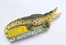 Australian North Ridge Darwin Crocodile Special Tourist Souvenir Fridge Magnet