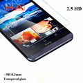2.5D 9 H Vidrio Templado Protector de Pantalla Para HTC Desire 816 820 826 E8 E9 Uno M8 M9 Uno Max Caso de la Cubierta Protectora película