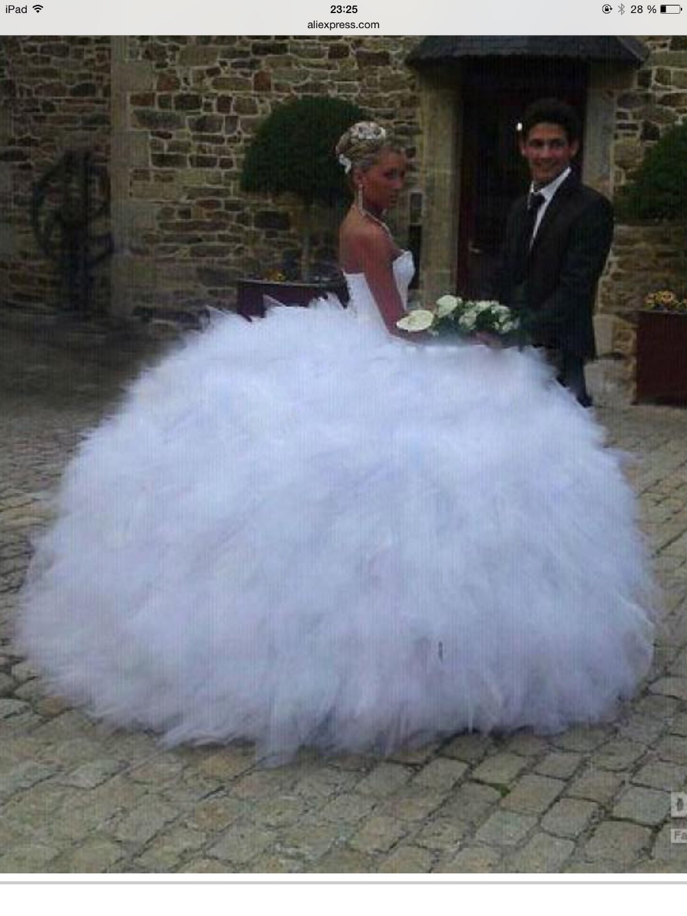 Online Buy Wholesale big ball gown from China big ball gown ...