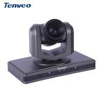 Tenveo HD9820B 1080 p hd цветная ptz камера USB 3,0 Plug N play 20X Zoom видео confence камера видео выход Huddlecam PTZ веб камера