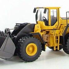 MOTORART 1:50 Масштаб VOLVO L90H колесный погрузчик инженерное оборудование литая игрушка модель для сбора, украшения, подарок