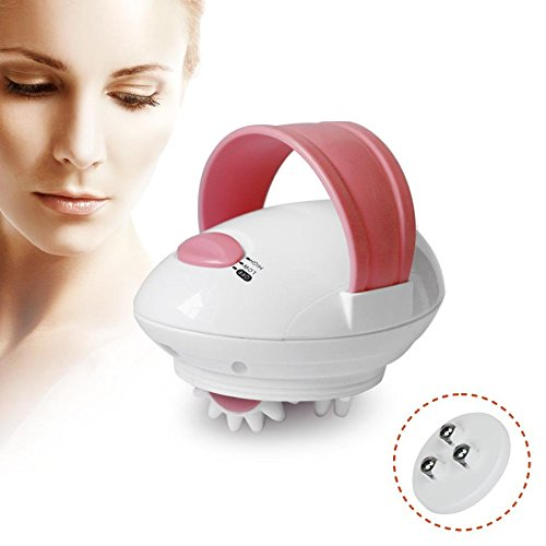 Free shipping 3D Massage Head Roller Electric Full Body Massager Slimming Massage Anti-cellulite Control System reishi spore ganoderma lucidum lingzhi anti cancer and anti aging body relaxation free shipping
