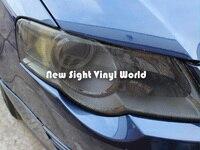 Фар Оттенок Wrap перфорированные сетка Пленка как Fly глаз mot дороги правовых обе стороны черный Размеры: 1.07x50 м