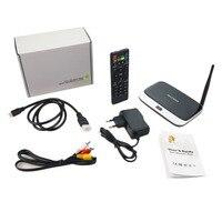 CS918 Professional 2G 8G RK3229 Quad Core CPU Home TV BOX Top Bluetooth 4 0 Entertainment