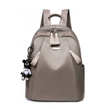 Fashion anti-theft women's backpack Oxford cloth waterproof