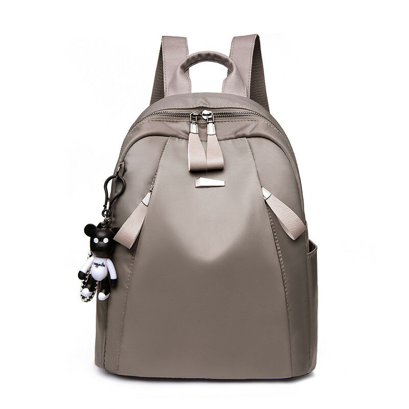 Fashion Anti-theft Women's Backpack Oxford Cloth Waterproof Leisure School Bag Portable Travel Shoulder Bag