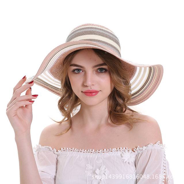 Hat Summer Foldable...