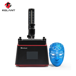 Kelant Orbeat D200 drukarka 3d ekran lcd DLP 3D impresora photon drukarki zestaw żywicy UV światłoutwardzalne 3.5 ''pulpit 405nm impressora|Drukarki 3D|   -