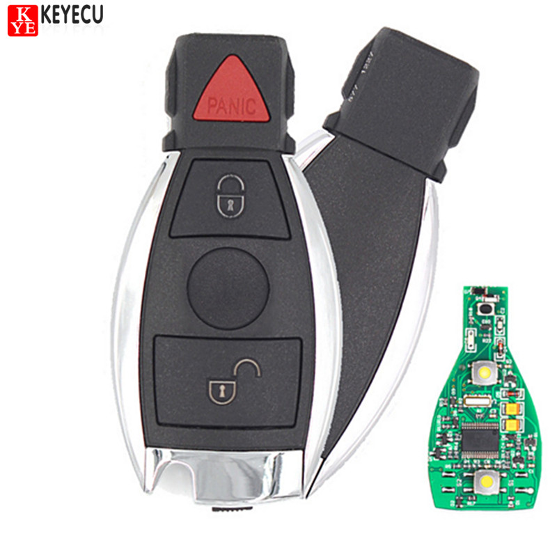 KEYECU New Replacet Remote Key Fob 2+1 Button 315MHz for ...