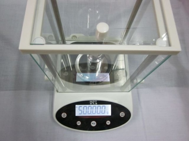 free shipping ecomomical type 320mm height three door open glass wind cap 100g 0.001g high precision electronic balance
