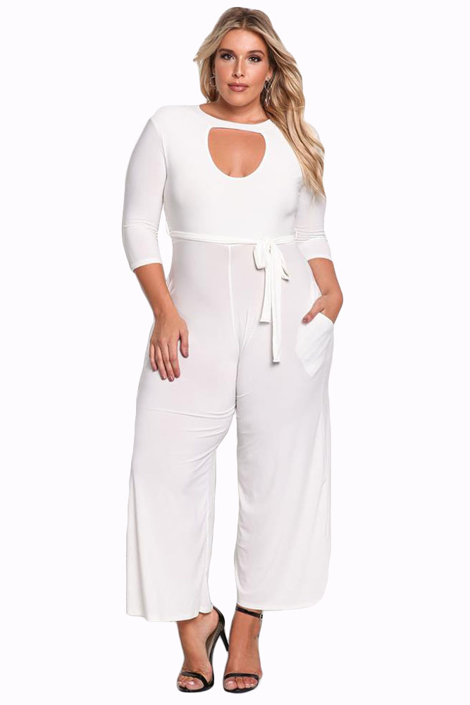White-Plus-Size-Cut-Out-Wide-Legged-Jumpsuit-LC64344-1-1