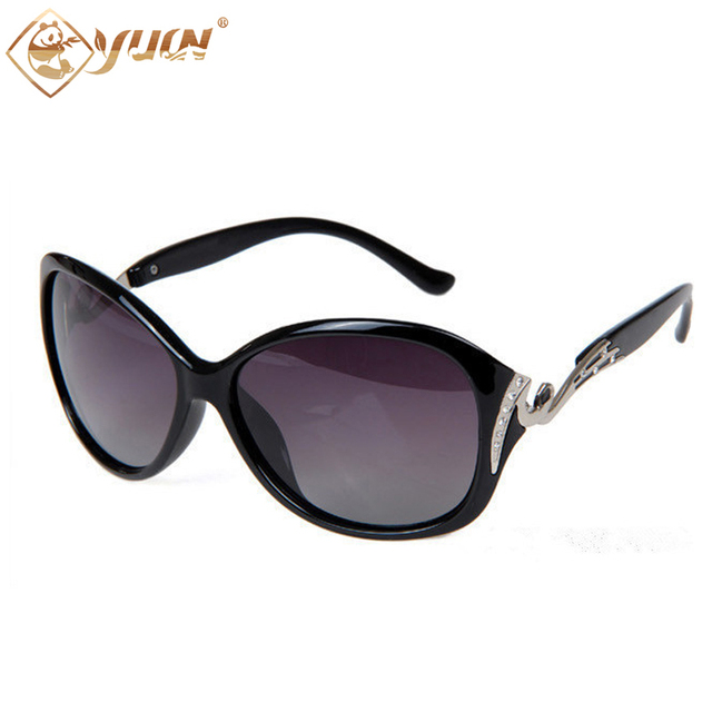 Hot sale luxury women glasses polarized driving and fishing sunglasses fashion ladies sun glasses for women female shades 5118
