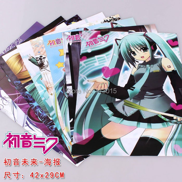 8pcs-lot-font-b-hatsune-b-font-miku-anime-posters-paintings-wall-pictures-2-sizes-58x42cm-included-8-different-designs-high-quality-embossed