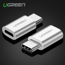 Ugreen Micro USB to USB C 3 1 Cable Adapter Type C Converter for Xiaomi 4C