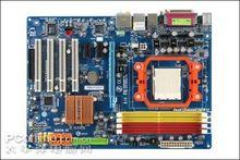 Оригинальный материнская плата GA-M52L-S3 материнская плата AM2 DDR2 Для Настольных Пк