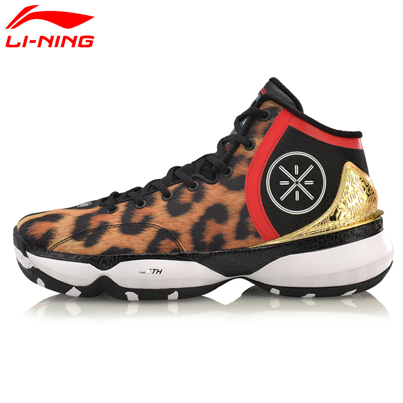 Li-Ning Men's Wade Professional Basketball Shoes Breathable Cushion Sneakers Sports Shoes  ABAM017 XYL097