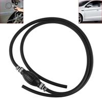 Universal Stable Motor Fuel Gas Hose Line Assembly With Rubber Primer Bulb For Car Boat Yacht