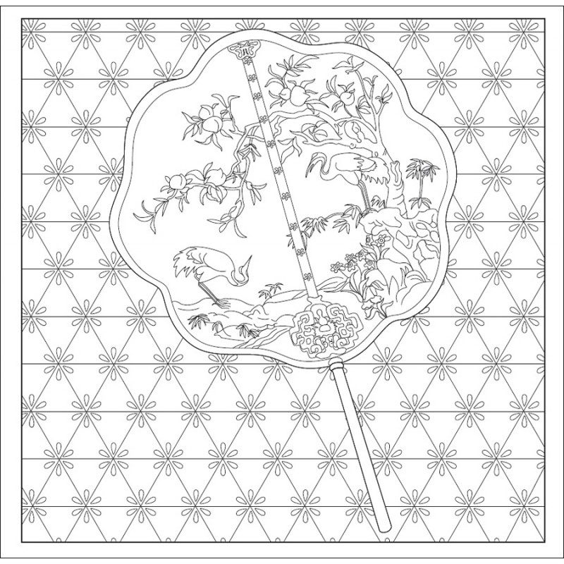 Coloring Book Secret Garden : Aliexpress.com : buy classical chinese elements coloring book