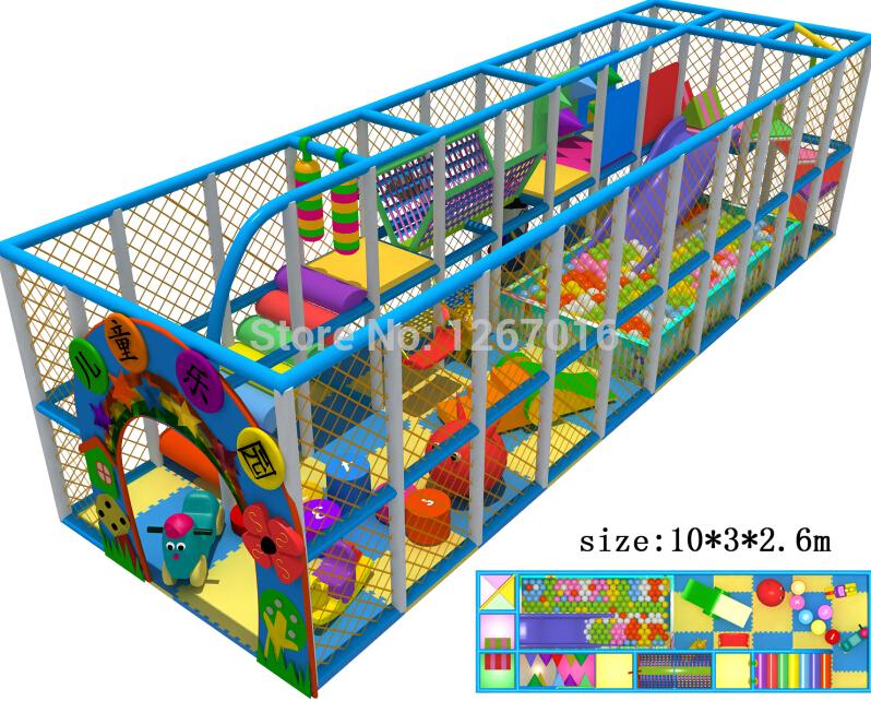 fbrica directa hecha sistema de patio suave de comercial