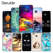 hot deal buy case for xiaomi redmi 4x cover 3d cute animal printing soft tpu cover for redmi 4x case silicone redmi 4x pro / 4 x phone cases