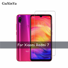 2pcs Tempered Glass For Xiaomi Redmi 7 Screen Protector Anti-scratch Xiomi Y3