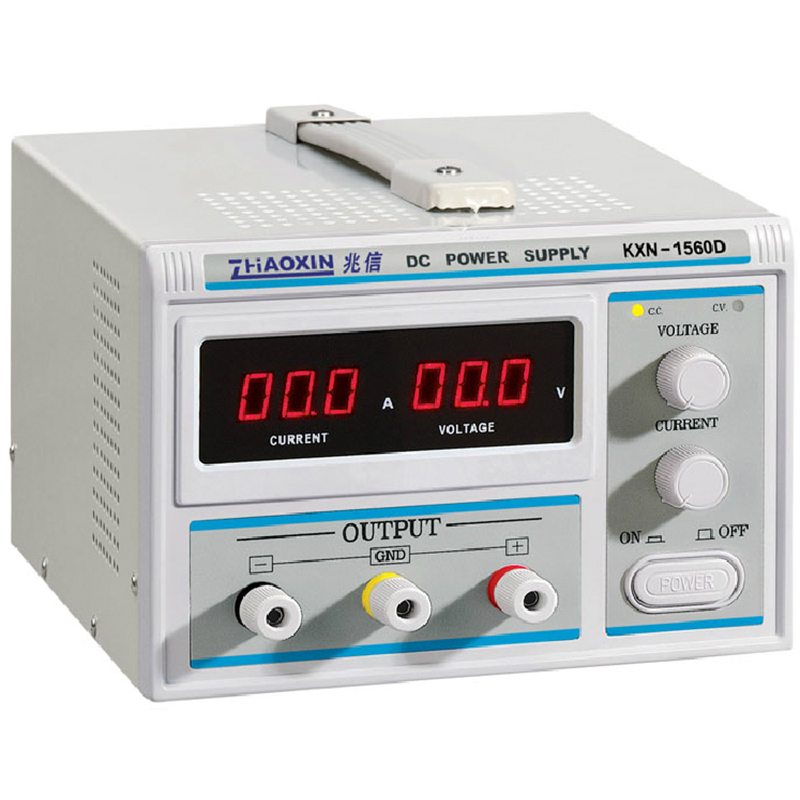 Free shipping All New Digital KXN-1560D High-power Switching DC Power Supply, 0-15V Voltage Output,0-60A Current Output new kxn 1005d high power switching dc power supply adjustable dc 0 100v 0 5a