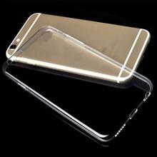 Wholesale Case 100 pcs For iphone X 8 7 6 5s SE Transparent Silicon Soft Cover Plus Coque Fundas Etui