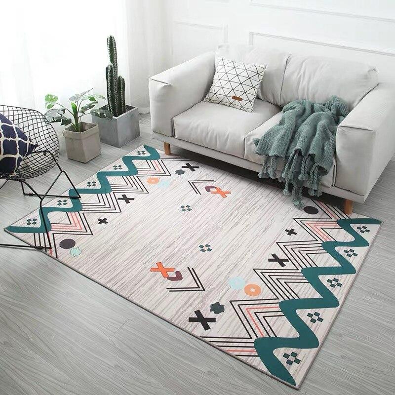 200*300 cm AIBOULLY 24 motif tapis salon tapis moderne minimaliste maison canapé table basse tapis nordique rectangulaire tapis de sol