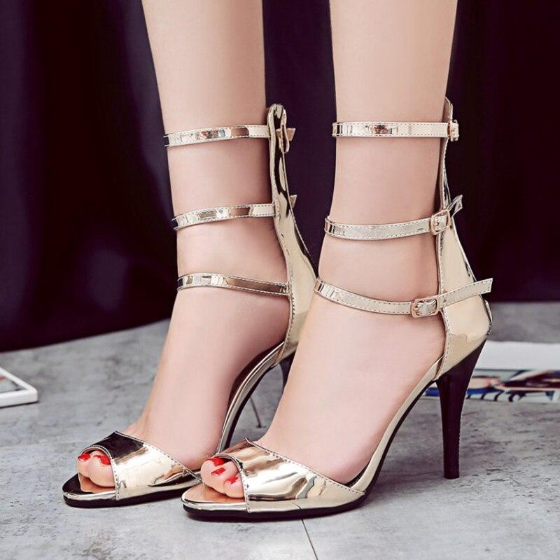Online Get Cheap Dress Gold Sandals -Aliexpress.com | Alibaba Group