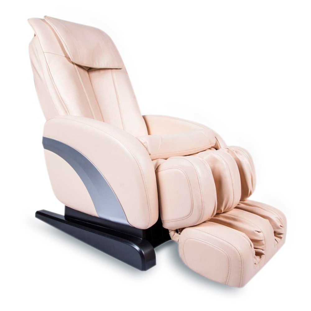 Massage chair Comfort (beige) Relaxation Massage at home  All kinds of massage at home Roller Massage Automatic massage Gess leravan mi home electrical tens pulse therapy massage machine
