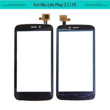 20pcs/lot Touch Panel For BLU Life Play 2 L170 L170A Touch Screen Glass Digitizer Touch Panel Free Shipping