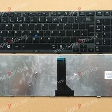 Британская клавиатура для TOSHIBA R850 R950 R960 с точечным ноутбуком британская раскладка клавиатуры